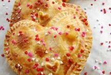 *Valentine SWEETS* / SWEETS for your Valentine- Tried and true recipes from your favorite food bloggers, whether you're looking for a sweet treat for a class party, or a romantic dessert for 2!