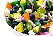 I eat Salad / Delicious salad recipes from my favorite food bloggers