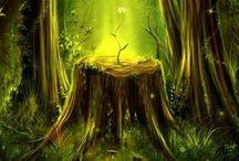 Enchanted/Fantasy / by Sheri Campbell
