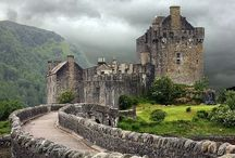 Castles / by Sheri Campbell