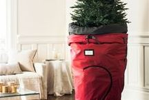 Holiday Organizing Tips / Organizing tips and smart storage solutions to keep your seasonal decor in excellent shape after the holidays