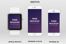 Mockups | Devices resources / Mockups Device Design Inspiration