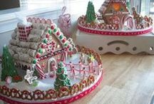 Gingerbread Houses, Etc. / by Mollie Bridges