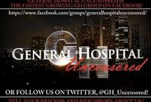 General Hospital Uncensored / If you enjoy an open forum where you can MATURELY talk all things General Hospital freely, with out limitations, or judgment, please check us out! You can never have too many awesome places to make new General Hospital friends, and have a great time doing so!  https://www.facebook.com/groups/generalhospitaluncensored/