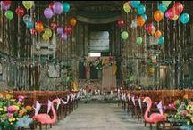 Lieux de rêves - Alternative venues / Beautiful venues for an alternative wedding - Des lieux de réception alternatifs, pour un mariage loin des codes habituel