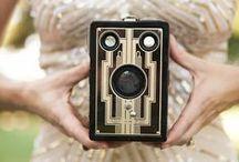 Mariage Art-Déco - Art Deco Wedding / Idées de décoration pour un mariage sur le thème années 20 -Ideas for a Gatsby styled wedding