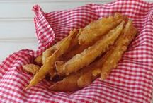 March Madness Munchies / 64 games, 3 weeks...you're going to need these finger foods!