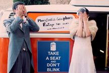 Mariage Doctor Who - Doctor Who Wedding / Tout pour organiser un Mariage Timey Wimey ! Find here lots of ideas to organise a Timey Wimey wedding !
