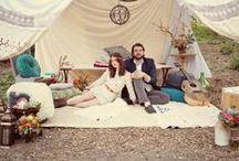 Cosy Corner / A cosy place to be during your wedding - Un endroit chaleureux où se poser avec ses invités