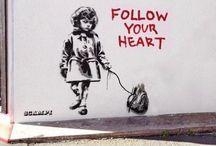 :: street art :: / by vivian y