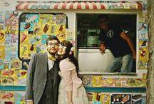 Food Trucks / Le food truck c'est l'élément indispensable pour son mariage !
