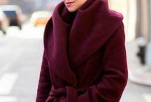 Fashion inspiration - autumn/winter