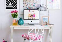 My Office / Des idées pour travailler en toute sérénité #entrepreneur