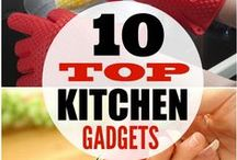 Cool Kitchen Gadgets / Every home cook's dream and beyond!