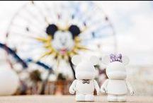 Mariage Disney - Disney Wedding / Des idées pour avoir un mariage Disney chic et élégant sans tomber dans le cliché Mickey / Minnie