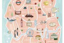 Mariage à Londres - London Wedding / Imaginez un mariage atypique à Londres - Let's imagine an alternative wedding in London