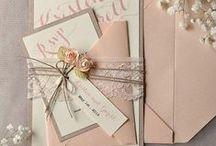 Mariage en Blush - Blush wedding / Des idées pour un mariage aux notes de blush. Décoration tenue etc. Des petites touches qui feront la différence.