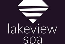 Lakeview Spa / The Hotel's new spa