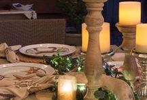 Light Up the Night / Enchanting decorating ideas for evening lights