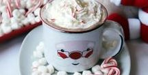 Christmas Recipes / From Christmas cookies to Christmas dinner to hot cocoa, these are the Christmas recipes you need for a holly jolly Christmas!