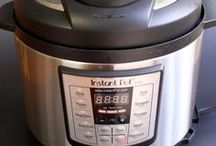 Instant Pot Recipes / Electronic pressure cookers, or instant pot, recipes are easy, quick and absolutely delicious!