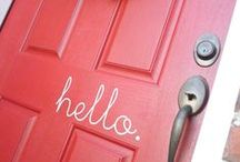 Doors / by Pam Bechard, Sale Respresentative, Royal LePage York North Realty, Brokerage
