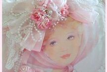 Shabby Chic,Romantic,Victorian / by Crystal Nelson