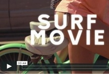 SURF VIDEOS / Click on the pins to watch the videos!