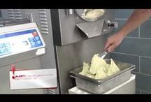 Demo Videos / Exclusive online tutorials on gelato, frozen pops, soft serve, pastries, and more.