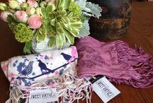 Sweet Virtues meets Elizabeth Bailey Floral Designs