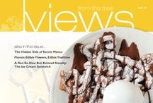 Views From The Tree Issue 18 / Views From The Tree: A custom, quarterly magazine created by PreGel America to educate and inspire our customers and allied professionals.