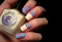 Colourize Me - Nail Art / My nail art!