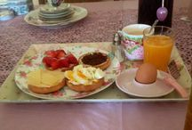 Breakfast / My favorite meal is breakfast / by Desiree van Golen