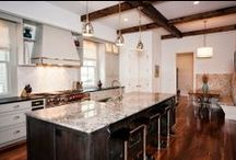 A Kitchen Dream / The Heart of Your HOME / by Pam Bechard, Sale Respresentative, Royal LePage York North Realty, Brokerage
