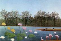 Art: Henri Rousseau
