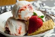 Let's Celebrate Ice Cream Month / Creamy. Handcrafted. Artisan. Premium. Visit www.pregelamerica.com for product information.