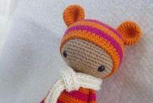 Amigurumi / My favorite amigurumi, zoomigurumi, crochet animals and a few of my own.