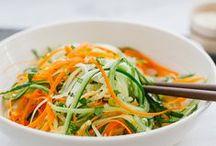 Salad and Veggie Recipes