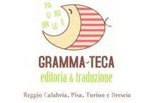Illustrazioni / Gramma-teca traduzioni, editoria, didattica, illlustrazioni.