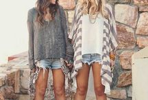Casual;Oufits