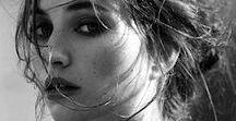 Fotografía de retrato / Photo: portrait / Fotografía de retratos generalmente femeninos