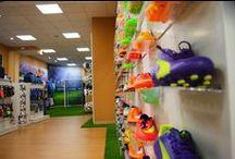 Deportes / Para que sea cual sea tu deporte no te quedes sin visitar mis tiendas.
