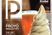 P Magazine Issue 25 / P Magazine is a custom, quarterly magazine created by PreGel America to educate and inspire our customers and allied professionals.