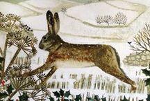 Folk Art Animals / Folk Animals