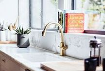Kitchen Inspiration / A visual collection of kitchens we love.