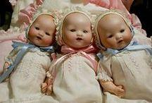Antique Baby Dolls