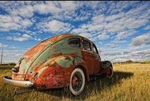 vintage universe - rusty/abandoned beauty