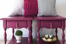 FURNITURE WITH COLOUR