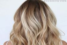 Hair Inspiration / Haircut ideas & colours