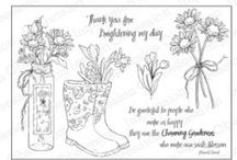 Impression Obsession Stamps